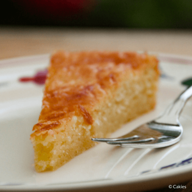 Dutch butter cake (boterkoek) is a traditional moist, flat cake with crispy edges. Butter cake (boterkoek) is a delicious Dutch treat to indulge in.