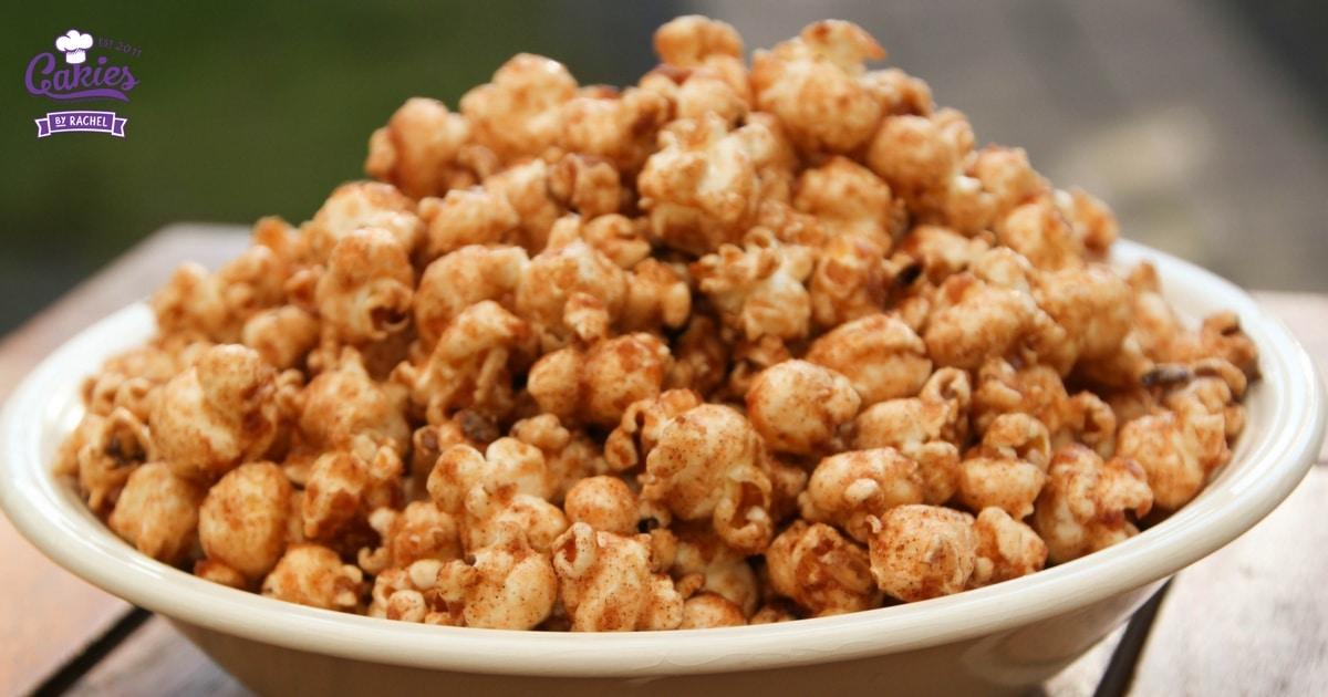 Addictive Cinnamon and Sugar Popcorn Recipe
