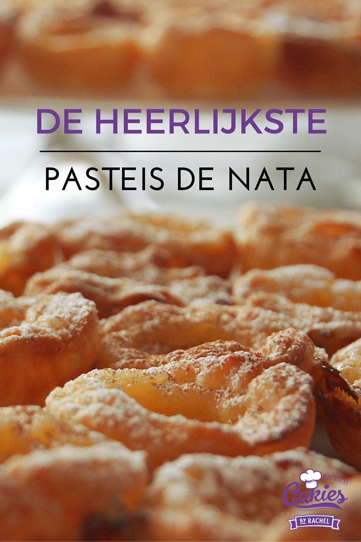De Heerlijkste Pasteis De Nata Portugese Custard Taartjes Cakies