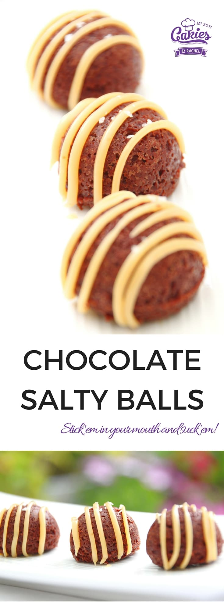 Chocolate Salty Balls Recipe from South Park's Chef