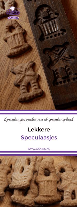 Speculaasjes maken is heel makkelijk en super lekker. Je kan de speculaasjes maken met een speculaasplank of koekjes uitsteken met een vormpje. #speculaas #speculaasjes #koekjes #recept