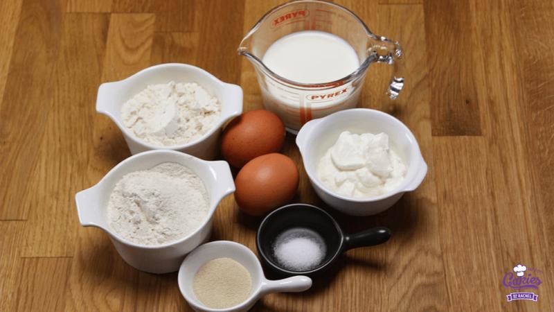 Boekweit Blini Recept | Boekweit blini. Het perfecte hapje voor feestjes. Ze zijn ook lekker als voorafje. Maak vandaag nog de perfecte boekweit blini. | http://www.cakies.nl | Stap 01