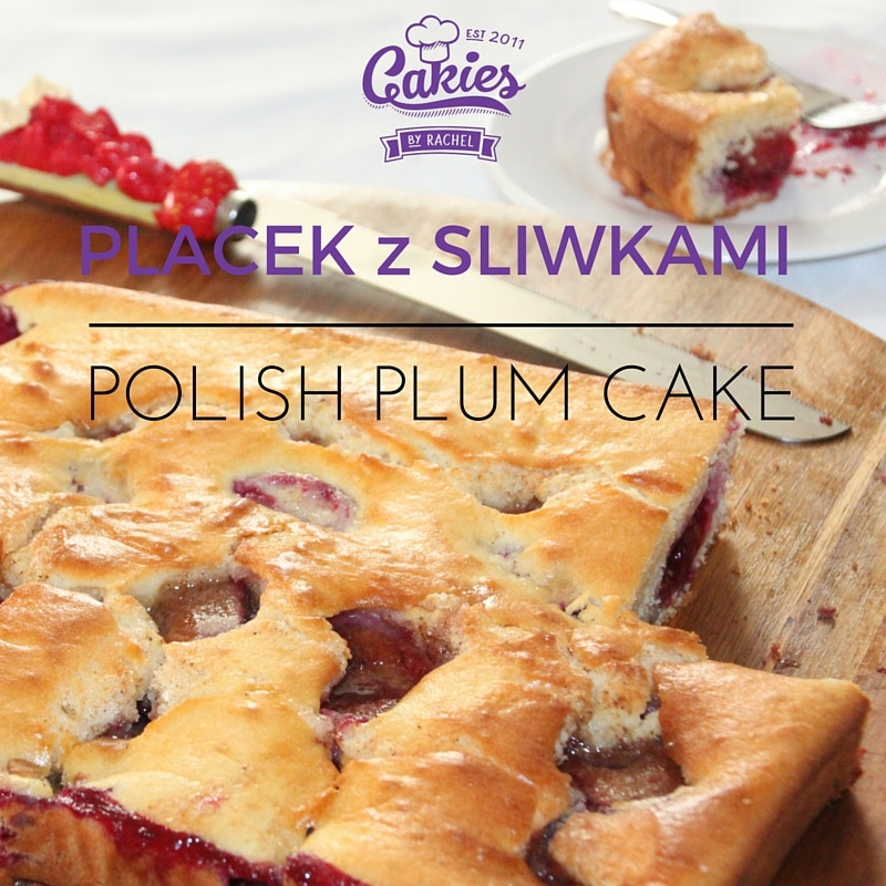 Polish Plum Cake Recipe