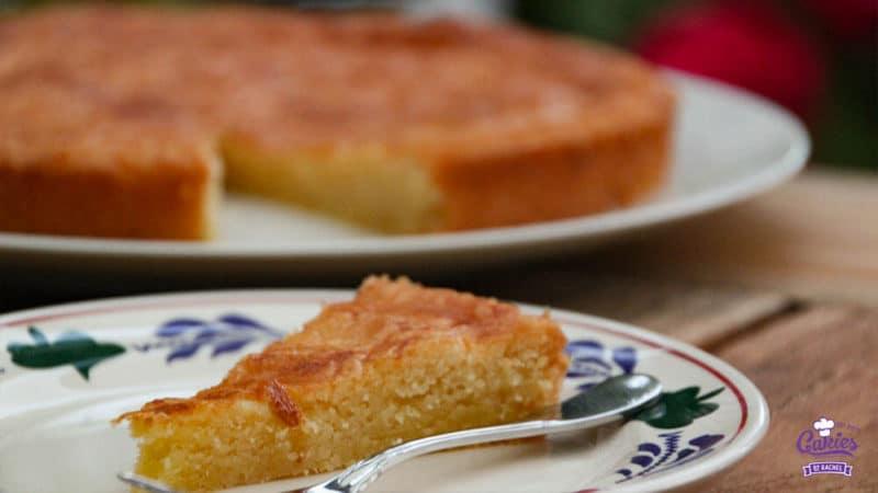 Boterkoek Recept | Boterkoek is smeuïg met een knapperig randje. Boterkoek is makkelijk zelf te maken. Bak vandaag nog zelf deze lekkere boterkoek. | https://www.cakies.nl | Stap 14