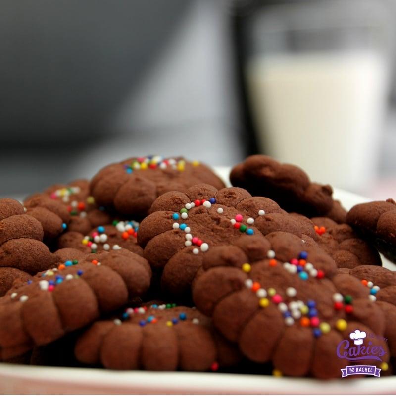 Glutenvrij Chocolade Maizenakoekjes Recept - Brownzena