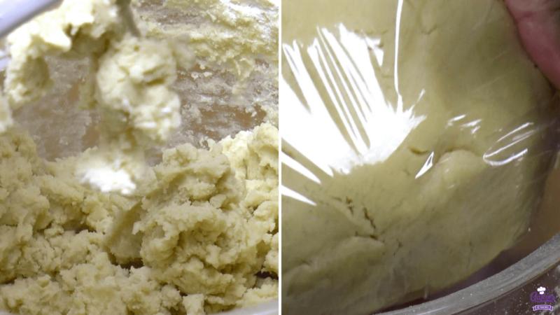 Suikerkoekjes Recept | Suikerkoekjes zijn super makkelijk om zelf te maken. Maak je eigen suikerkoekjes met dit recept. Je kan deze koekjes versieren of gewoon zo opeten. | http://www.cakies.nl | Stap 03