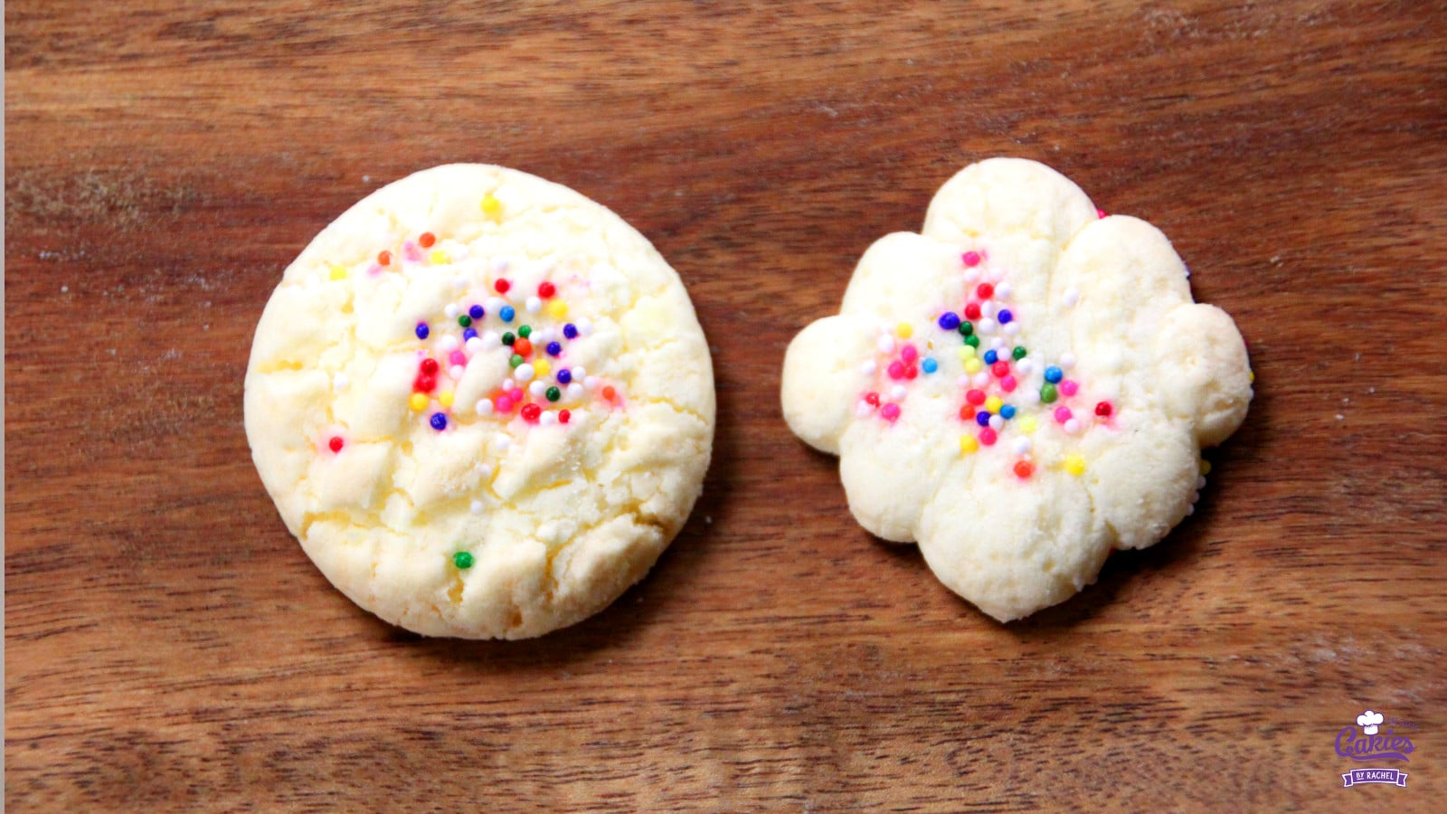 Surinamese Cornflour Cookies Recipe