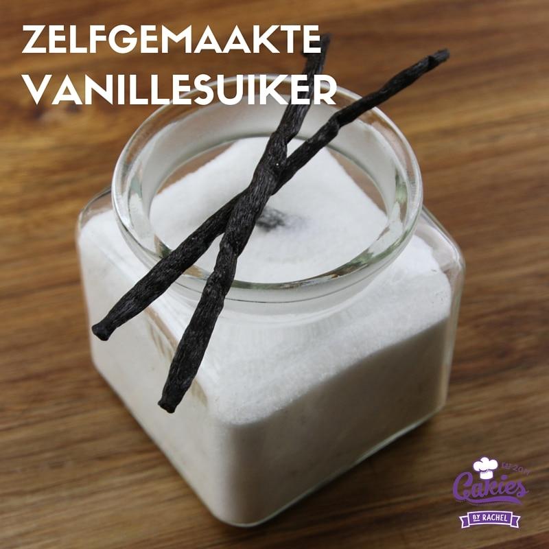 Zelfgemaakte Vanillesuiker - Recept